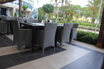 Качествени ратанови мебели за зимна градина