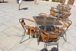 Устойчиви градински алуминиеви столове