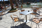 Устойчиви алуминиеви столове