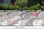 Устойчиви столове от алуминии за Вашата градина