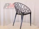 Градински столове за заведение, от пластмаса