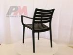 Стифиращи пластмасови столове за заведение
