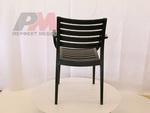 Пластмасов стол за заведение, за външно ползване