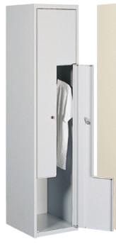 Метален гардероб Sul 41w 400х500х1800