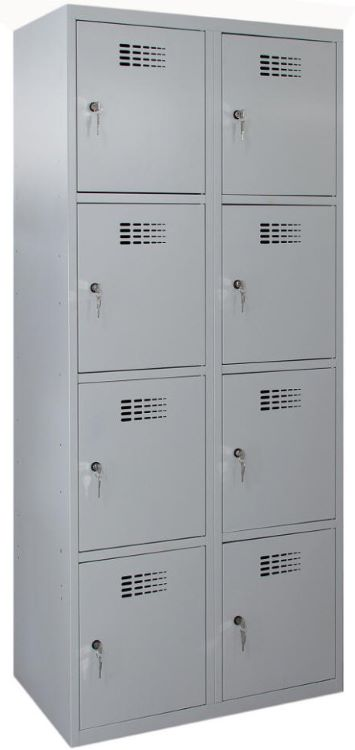 Метален гардероб Sus 324 W 600х500х1800