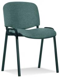 Посетителски стол ISO BLACK C