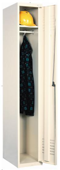 Метален гардероб eднокрилен SUM 310 W