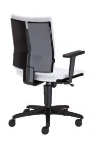 Работен стол MADAME black R19T