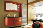 овални мебели за баня първокласни