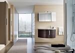 модернистични  мебели за баня по индивидуален проект