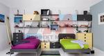 цветна детска стая за маломерни пространства