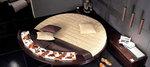 Поръчкова изработка на кръгли спални за София