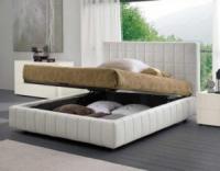 Легло в бяло с текстилна