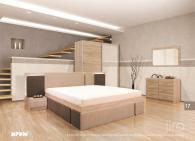 Спален комплект Жиро