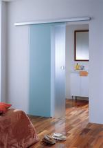 солидни  стъклени плъзгащи врати
