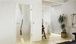 дизайнерски стъклени врати модернистични