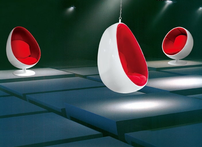 Ball, Eye Ball, Hanging Eye Ball chairs - реплики