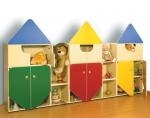 шкафчета по поръчка за детска градина 29453-3188