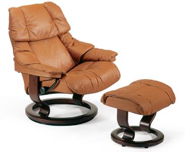 Релаксиращо кожено кресло