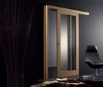 плъзгащи интериорни врати със стъкло перфектни