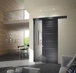 издръжливи  дизайнерски плъзгащи интериорни врати