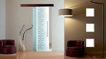 яки  дизайнерски плъзгащи стъклени интериорни врати