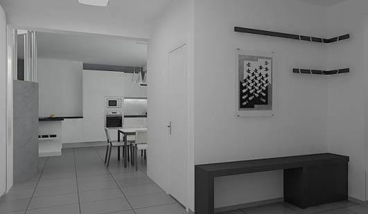 Вътрешен интериорен дизайн