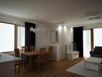 Апартамент интериорен дизайн