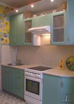 Индивидуални проекти на кухни 26-2616