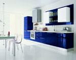 Кухня по поръчка с елементи за вграждане 578-2616