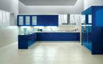 Кухни по поръчка Морска пяна 604-2616