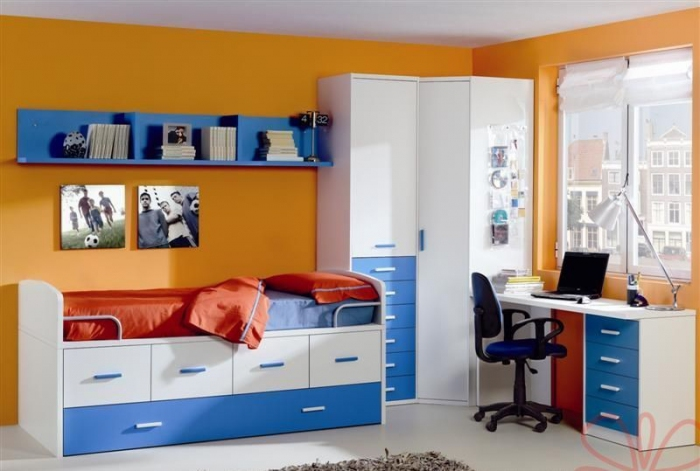 мебели за детска стая 1264-2617