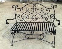 Изработка на дивани от ковано желязо