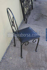 фирма за столове от ковано желязо