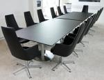правоъгълна заседателна маса 14 места