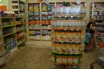 стелажи за детски храни по поръчка