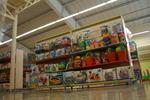 стелажи за детски играчки