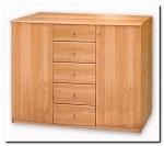 шкаф от масивна дървесина