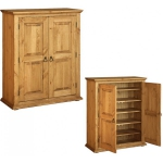 Проектиране на шкафове по поръчка от масивно дърво