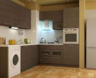 Проектиране на ъглови кухни по поръчка