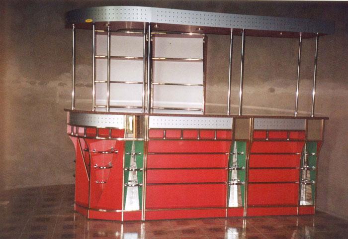 метален бар по поръчка