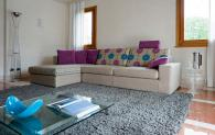 Италиански диван за дневната