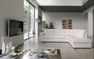 модерна италианска мека мебел Morgan