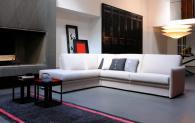 Италианска мека мебел Rays