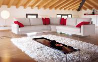 Италианска мека мебел дизайнерска Flexò