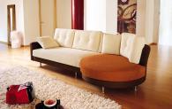 Дизайнерска мека мебел италианска