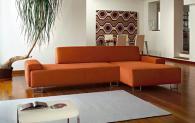 Мека мебел италианска дизайнерска Maxim