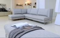 Дизайнерска италианска мека мебел