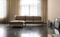 Дизайнерска италианска мека мебел Milos