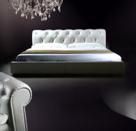 Upholstered beds with mechanism